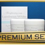 ルミナスホワイトを試しに公式サイトから購入してみました!