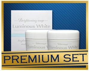 ルミナスホワイト 体験談 ご紹介中の商品購入ページへ