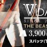 VIDANシリーズのビダン・ザ・ビースト・エックス購入ページへ