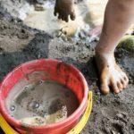 健康的な泥のイメージ