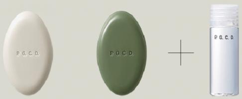 P.G.C.D(ページェーセーデー)スカルプケアトライアルセットの画像