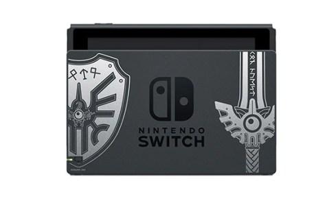 Nintendo switch ドラクエバージョンの画像