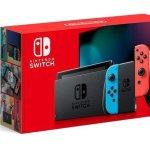 「Nintendo Switch(ニンテンドースイッチ)」の新モデルの画像