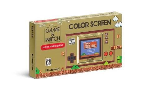 Nintendo Switch ゲーム&ウオッチ スーパーマリオブラザーズが激安