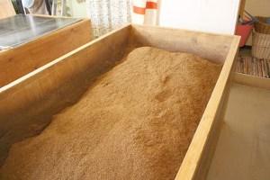 東京品川の酵素風呂 ひのき酵素