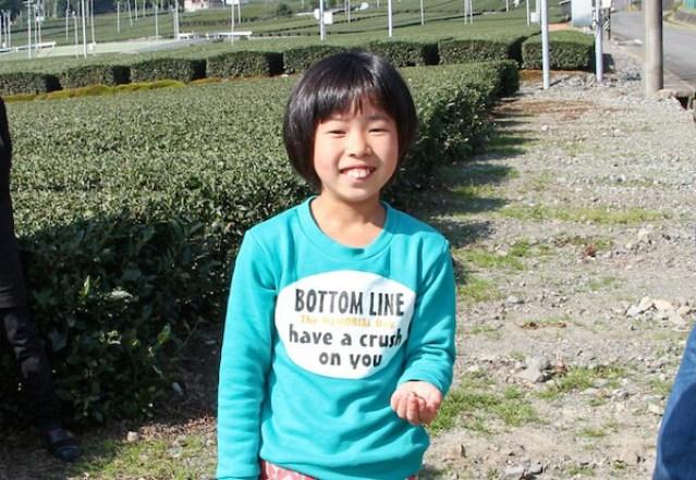 加奈さんの娘さん