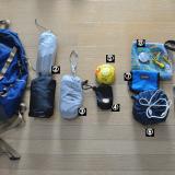 ウルトラライトハイキング(ULH) 山行の荷物は軽い方がよい