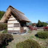 武川の原風景が再現されている 水車の里公園