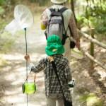 子どもとお出かけするときの鞄はリュックをおすすめする理由