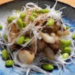 [レシピ]フクラギの唐揚げサラダの作り方