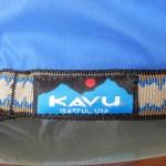 「KAVU(カブー)シンセティックストラップキャップ」は軽量で速乾性に優れたアウトドアおすすめのキャップ!