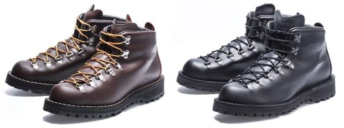 左:BROWN、右:BLACK