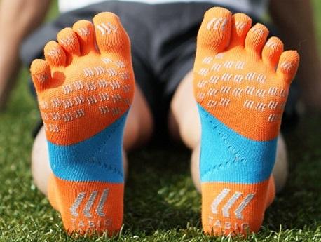足裏の感覚はソックス選びの最重要ポイント