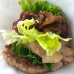 肉で肉と肉を挟む!モスバーガー「にくにくにくバーガー」食べてきた