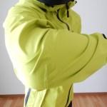 【ワークマンのレインウェア】ストレッチ素材で動きすくて超おすすめ!