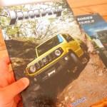 新型ジムニーのカタログがやっと家に届いた!