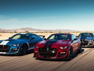Mustang Shelby GT Specifications