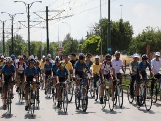 Gaziantepte Sehrini Kesfet Bisiklet Surusu Duzenlendi