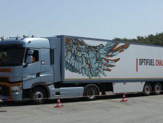 Renault Trucks Optifuel Challenge