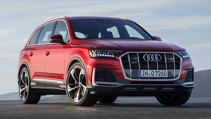 Jaunais Audi Q7