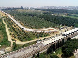 gebze fatih cayirova istasyon baglanti yollarinda sona dogru