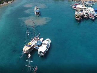mavi deniz temiz kiyilar projesi ile muglanin mavisi ve yesili korunuyor