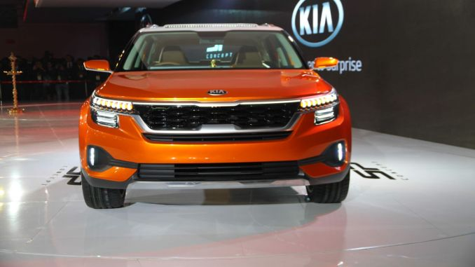 New KIA SELTOS Introduced