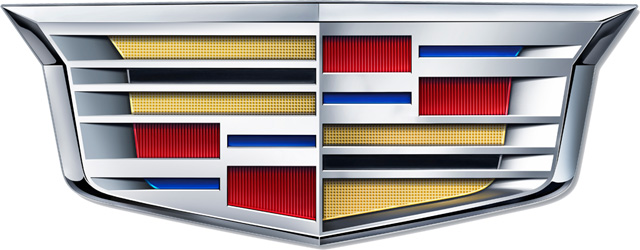 Cadillac logo x