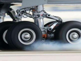 Neumático de avión Goodyear 1