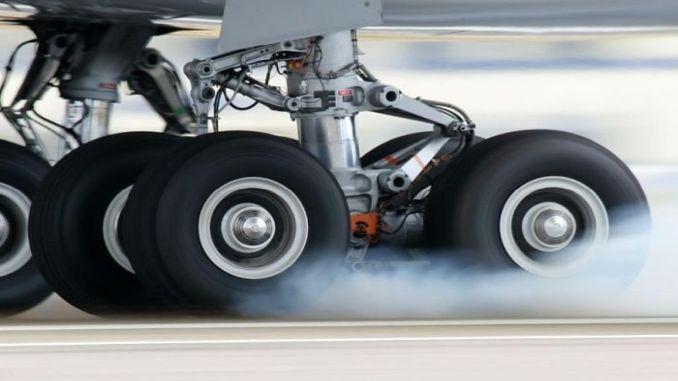 Goodyear uçak lastiği 1