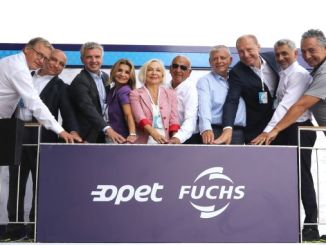 opet fuchsun new factory opened in izmir aliagada