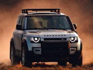 yeni land rover defender frankfurt otomobil fuarinda tanitildi
