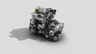 Dacia Duster 1,0 litre turbo benzin motor TCe