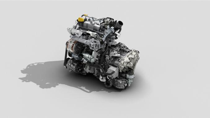 Dacia Duster 1,0 liter turbo petrol engine TCe