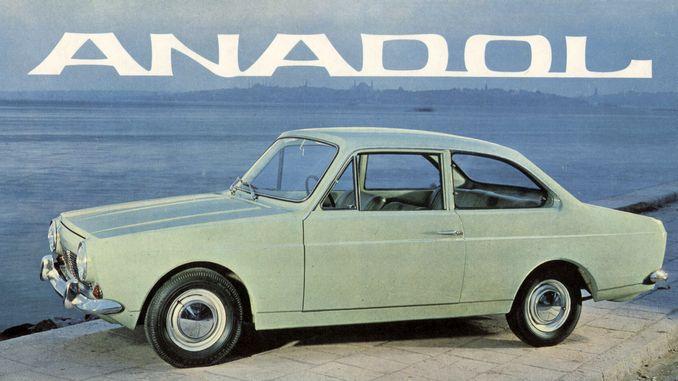 Kā dzimis auto marka anadol