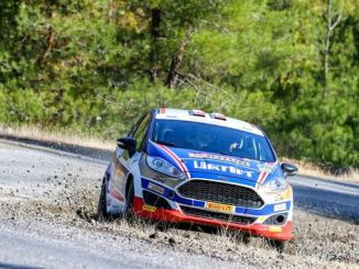 Castrol-Ford team has marked the turkey turkey rally championship