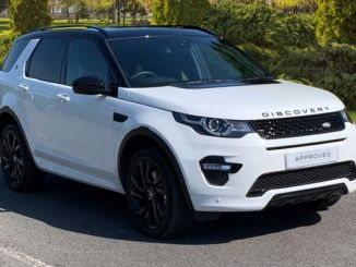 land roverin discovery sport was awarded the prestigious security award