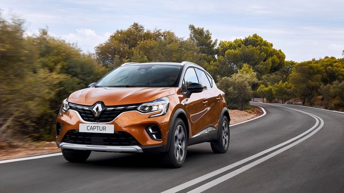 new captur brand new design quality and technology