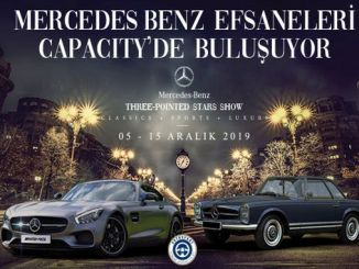 Capacity AVM Mercedes Benz Legend Cars Exhibition