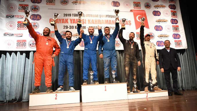 Offroad Championship Ends
