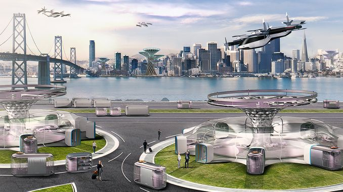 hyundai ces will also show flying vehicles