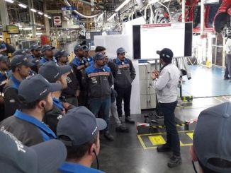 turkiyenin Toyota factory tour was donated to non-governmental organizations
