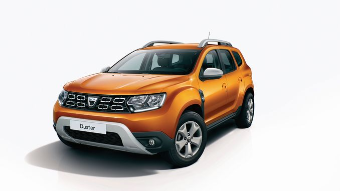 dacia cooker offers zero interest and attractive price