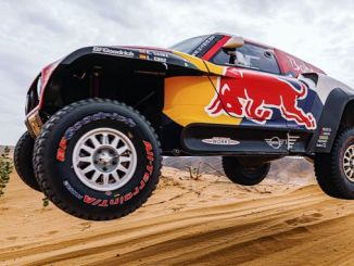 The world's most challenging and dangerous half rally starts tomorrow in Saudi Arabia