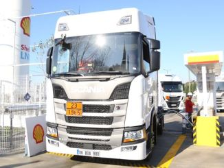 Shell Turcas turkiyenin first LNG station acti