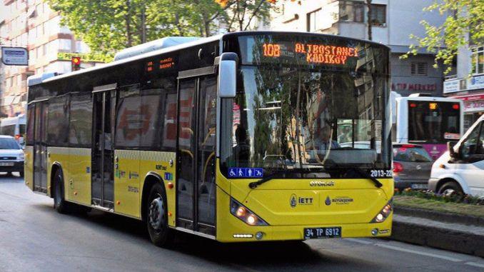 Istanbul Public Transport Zam decision
