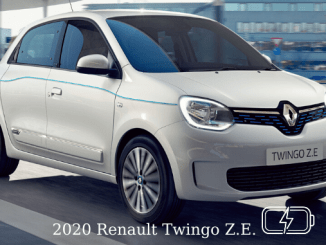 Yeni Renault Twingo Z E 2020