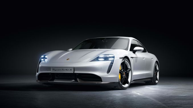 Bill Gates Replaces Tesla with Porsche Taycan