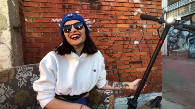 Elektrikli Scooter Hergele Destek Toplamaya Başladı