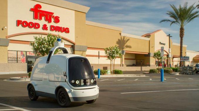 First Permission for Autonomous Vehicle Released